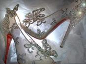 Loboutin diseña zapatos Cenicienta
