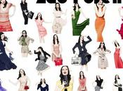 Posen colección Primavera-Verano 2013 ultrafemenina!