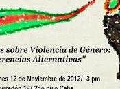 """Otras Voces sobre Violencia Género: Conferencias Alternativas"" Argentina"