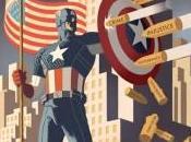 Portada exclusiva Hastings para Captain America