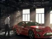 nuevo Toyota sale mundo virtual para aparecer nuestras calles