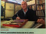 Bellucci, ex-Jefe nuestra Cátedra, Personalidad Destacada Cultura