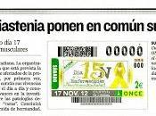 Avance Primer encuentro afectados Miastenia Jaén