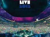 "Adelanto ""Coldplay Live 2012"""