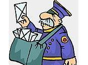 Contrata señor cartero para campaña email marketing