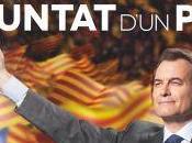 """Estupidiario campaña, trolleable cartel CiU: """"voluntat d'un poble"""" también expresa contra recortes"""