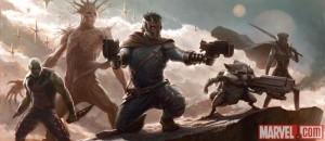 Iron podría aparecer Guardianes Galaxia