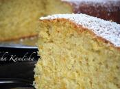 Bizcocho calabaza (pumpkin cake)