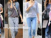 Sarah Jessica Parker adora jeans enrollados