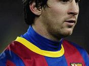 Messi mejor jugador delantero: 2011-2012
