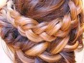 peinado verano: trenzas
