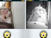 BabyPing, vigilar bebé iPhone