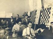 Torneo Internacional Ajedrez Sabadell 1945, victoria Alexander Alekhine