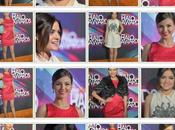 Lucy Hale Victoria Justice, bellas elegantes TeenNick Halo Awards