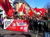 Comunicado Collado Villalba Huelga General ante detenciones políticas