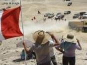Invertir mega eventos rentable. Dakar Perú