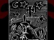 Libros sobre mesa: profecía campo estrellas