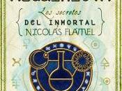 Reseña: Alquimista: secretos inmortal Nicolas Flamel