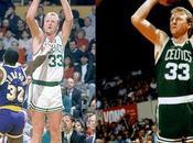 Larry Legend Bird. arma poderosa Boston Celtics