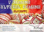 Semana cultura rumana, Alicante