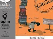 Tertulia ilustración Kiko Pérez