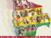 Censo 2012 Bolivia: gran base datos para próximos diez años