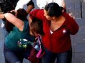 Represión estudiantes Veracruz noviembre 2012