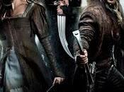Blancanieves leyenda cazador (2012)