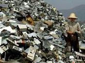 e-basura, desechos consumismo