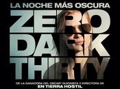 """Jessica Chastain, protagonista póster noche oscura (Zero Dark Thirty)"""""""