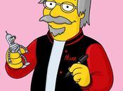 Matt Groening recibe premio escritores