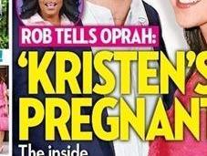¿Kristen Stewart embarazada?