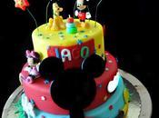 Tarta Mickey....