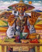 Rafael Zabaleta, pintor Quesada