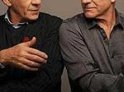 """Patrick Stewart McKellen llegan """"X-Men: Days Future Past"""""""