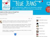 Hangout Blue Jeans Google+