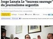 Jorge Lanata según Monde. miopía medio francés sobre periodismo argentino