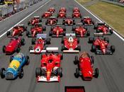 Especial Fórmula Evolución Scuderia Ferrari imágenes. 1950-1985