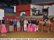 Tentadero villalobillos:seis alumnos escuela taurina córdoba practican eralas ramón sánchez