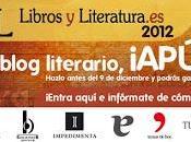 Concurso Libros Literatura