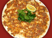 Lahmacun pide.