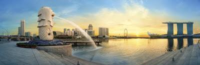 Como llegar singapur