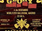 GIRLS, GUNS GLORY, Wurlitzer, Madrid, 04/12/2012