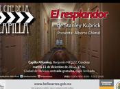 Cine Capilla presenta: resplandor Stanley Kubrick