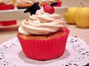 Cupcakes Manzana canela