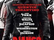 Cartel final para España 'Django Desencadenado'