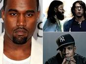 Kanye West, Jay-Z Black Keys, entre favoritos para Grammy