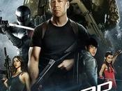 Póster 'G.I. Joe: Retaliation' Bruce Willis hace camiseta marrón