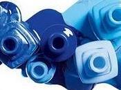 Uñas azules para esta temporada