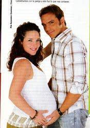 Ismael Rosa Virna Flores listos para padres
